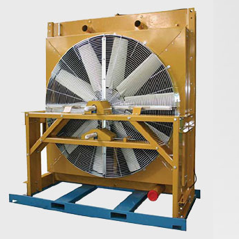 Stationary Power Generator Radiator